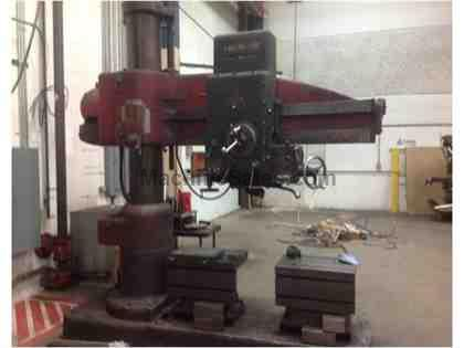 AMERICAN HOLE WIZARD 5ft RADIAL DRILL