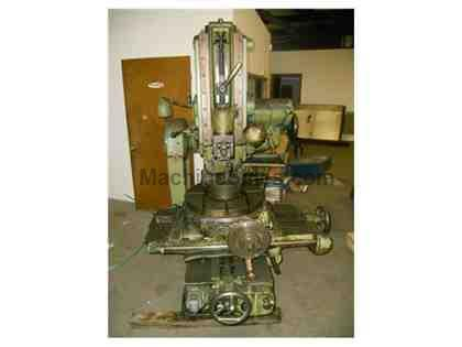 "Pratt & Whitney 6"" vertical Shaper model B #M-1506"