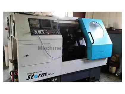 1999 Clausing Colchester Storm 210 CNC Turning Center