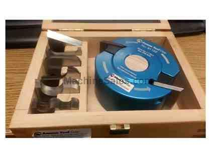 Shaper Cutter Head w/knives