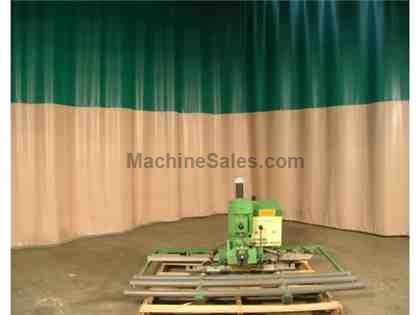 Used Mepla Model 4000 Boring Machine