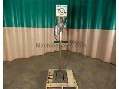 "Used Rockwell Model 15-665 15"" Variable Speed Drill Press"