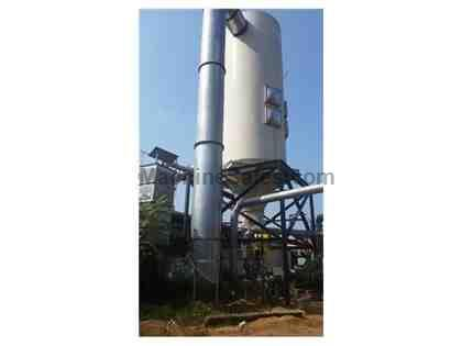Used CAMCORP 40,000CFM Dust Collector