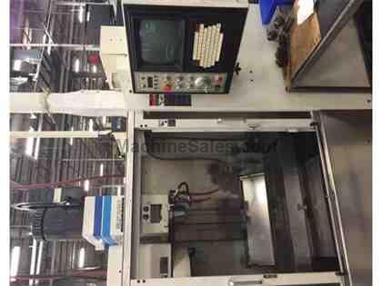 Fadal VMC 3016HT Vertical Machining Center, used vertical mill