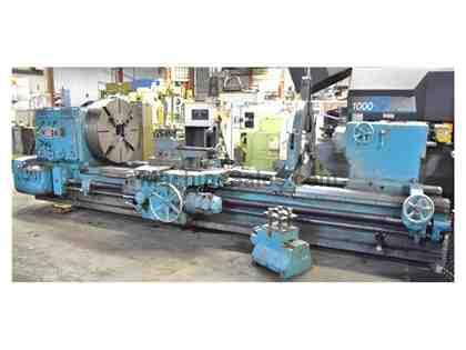 "SWIFT 42"" X 144"" ENGINE LATHE"