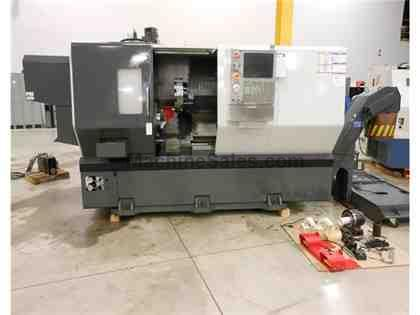 "2010 HAAS MODEL ST-30 CNC LATHE WITH HAAS CONTROL, 10"" CHUCK"