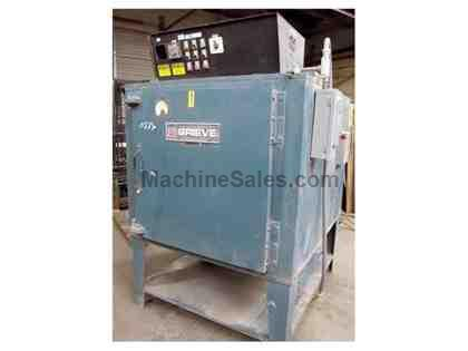 500 F GRIEVE 3'W 4'L 3'H, 500 F CABINET OVEN, 500 F, ELECTRIC
