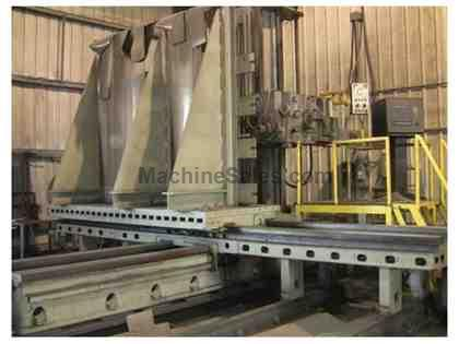 "Giddings & Lewis 80-DP5-T 5"" Table Type Horizontal Boring Mill"