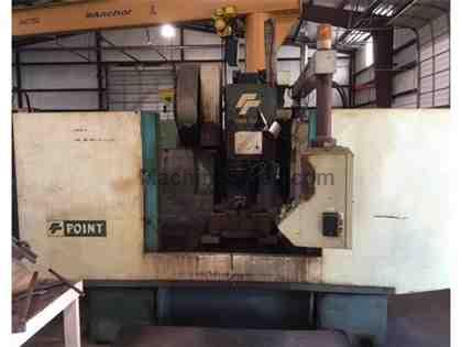 1991 POINT (Feeler) VERTICAL MACHINING CENTER Model FMV-1000A – Fanuc 0M-B