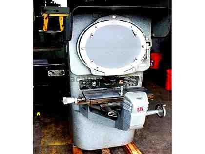 "14"" JONES & LAMSON® Optical Comparator"