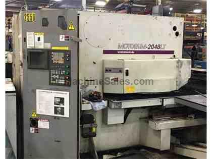 Wiedemann 22 Ton Motorum M-2048LT CNC Turret Punch Press