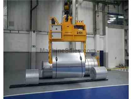 25ton Motorman Rotating Coil Grab