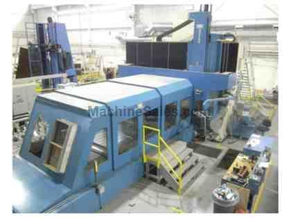 NICOLAS CORREA Rapid 50 5-Axis CNC Bridge Mill
