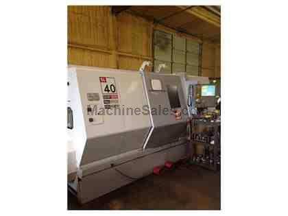 2008 Haas SL-40T CNC Turning Center