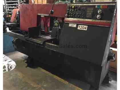 Amada Automatic Horizontal Band Saw