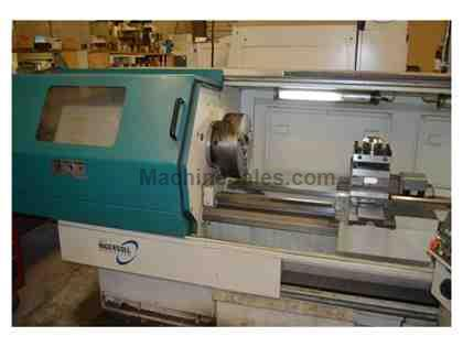 2007 Ingersol CKE6156Z CNC Flatbed Turning Center