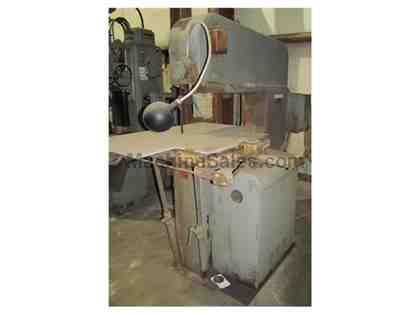 "(USED) 36"" X 12"" DO-ALL 3612H VERTICAL BAND SAW"