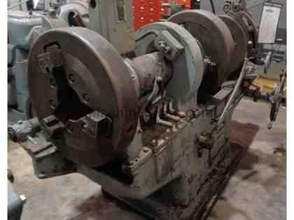"4"" Landis Stationary Die Head Pipe Threading Machine"