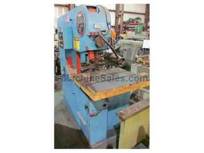 (USED) DO-ALL MDL 3612-VH VERTICAL BANDSAW
