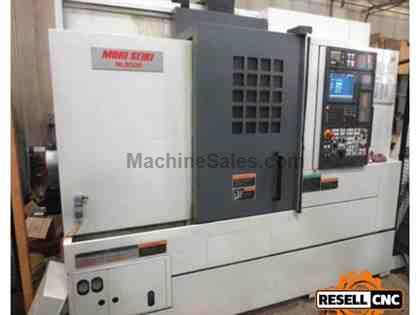 "Mori Seiki NL2000MSC - 2.5"" Bar, 8"" Chuck, 12 Tools, 2006"