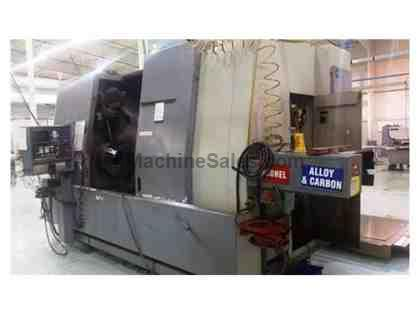 J & L MODEL 821 COMBI CNC TURNING CENTER'S