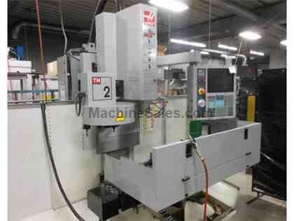 "2008 HAAS MODEL TM-2 3-AXIS CNC TOOLROOM MILL WITH ATC, 40"" x 16"""