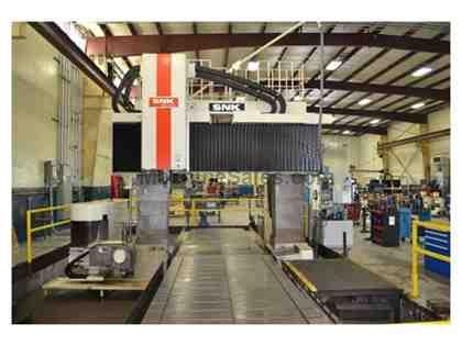 SNK RB-4M 5-Face CNC Bridge Type Vertical Machining Center