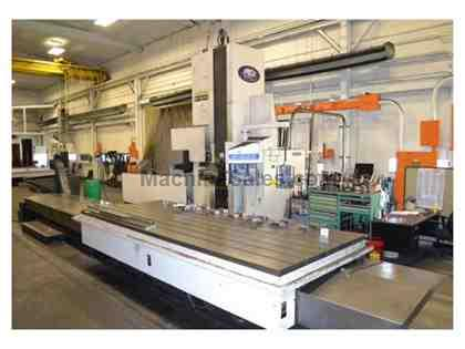 "6"" Toshiba BP-150.P45 CNC Table Type Horizontal Boring Mill"