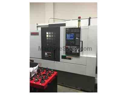 Mori Seiki NL2000MC/500 CNC Turning Center