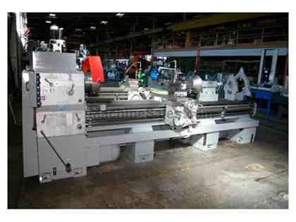 "25"" X 120"" TOOLMEX (WAFUM) ENGINE LATHE, MODEL TUR63"