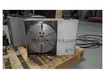 2005 Haas HRT 310 Brushless Rotary Table