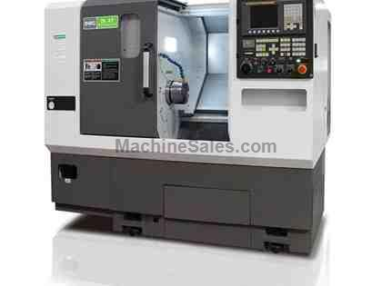 2013 DMC DL-8T CNC Turning Center