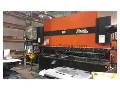 242 Ton Amada HFB 2204 Hydraulic Press Brake