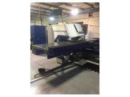 TRUMPF, TC2020R, CNC TURRET PUNCH NEW: 2004