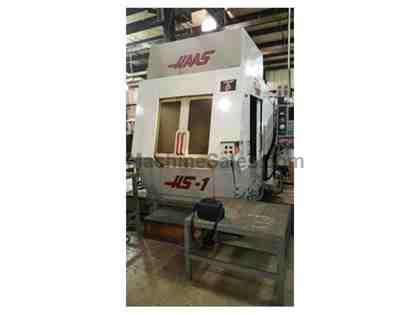 HAAS, HS-1R, CNC HORIZONTAL MACHINING CENTER NEW: 2001