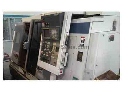 1996 Mori Seiki DL-20 Twin Spindle Turning Center