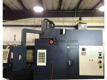 Johnford DMC 1600H -Dual Machining Center - low hours - with tooling