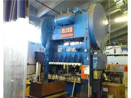 Bliss 200-Ton SSDC Press
