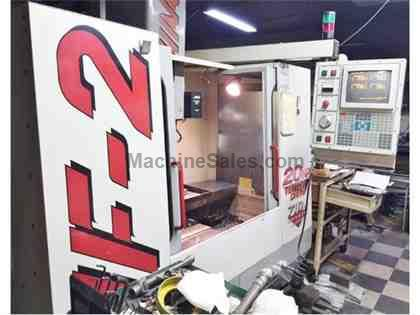 "30""X, 16""Y, 20""Z, HAAS VF-2B, 1998, GEARBOX, 4TH AXIS READY, VECTOR DRIVE, PCOOL"
