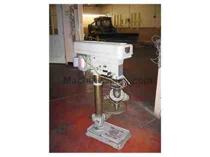 "Orbit 16"", Model OR-1758F Industrial Drill Press SN: 6765A"