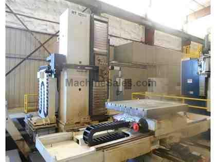 G & L RT-1250 HORIZONTAL BORING MILL (2011)