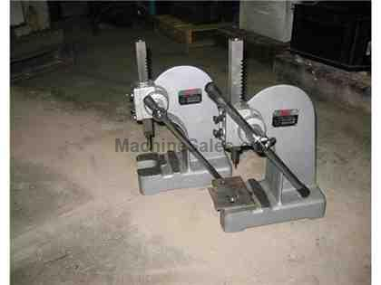 2 - One Ton MHC Arbor Presses