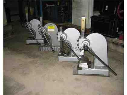 4 - One Ton Arbor Presses