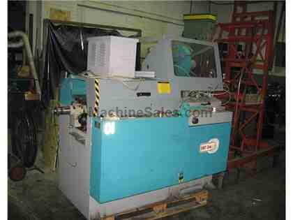 KMT Automatic Non-Ferrous Aluminum Metal Cutting Saw, Model CT350A SN: 1123