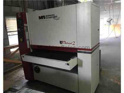 MIDWEST SANDRIGHT PATRIOT 2 DEBURRING MACHINE WITH WET DUST COLLECTION