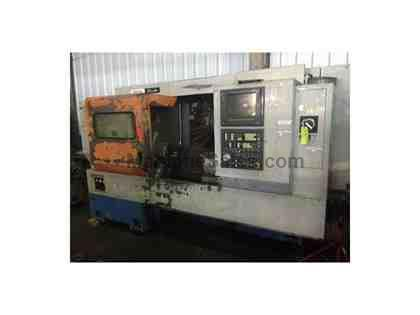 MODEL SUPER QUICK TURN 30 MAZAK CNC SLANT BED TURNING CENTER