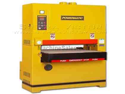 "37"" POWERMATIC® WB-37 Wide Belt Sander with DRO"