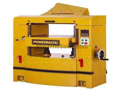 "25"" POWERMATIC® WP2510 Planer with Helical Head"