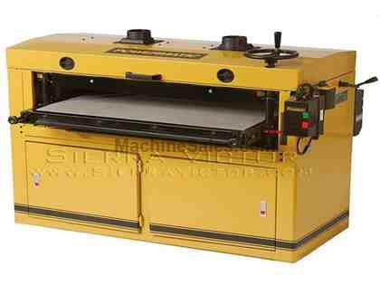 "37"" POWERMATIC® DDS-237 Drum Sander"