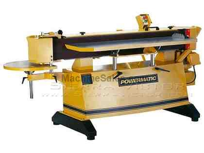 "9"" x 138-3/4"" POWERMATIC® OES-9138 Oscillating Edge Sander"